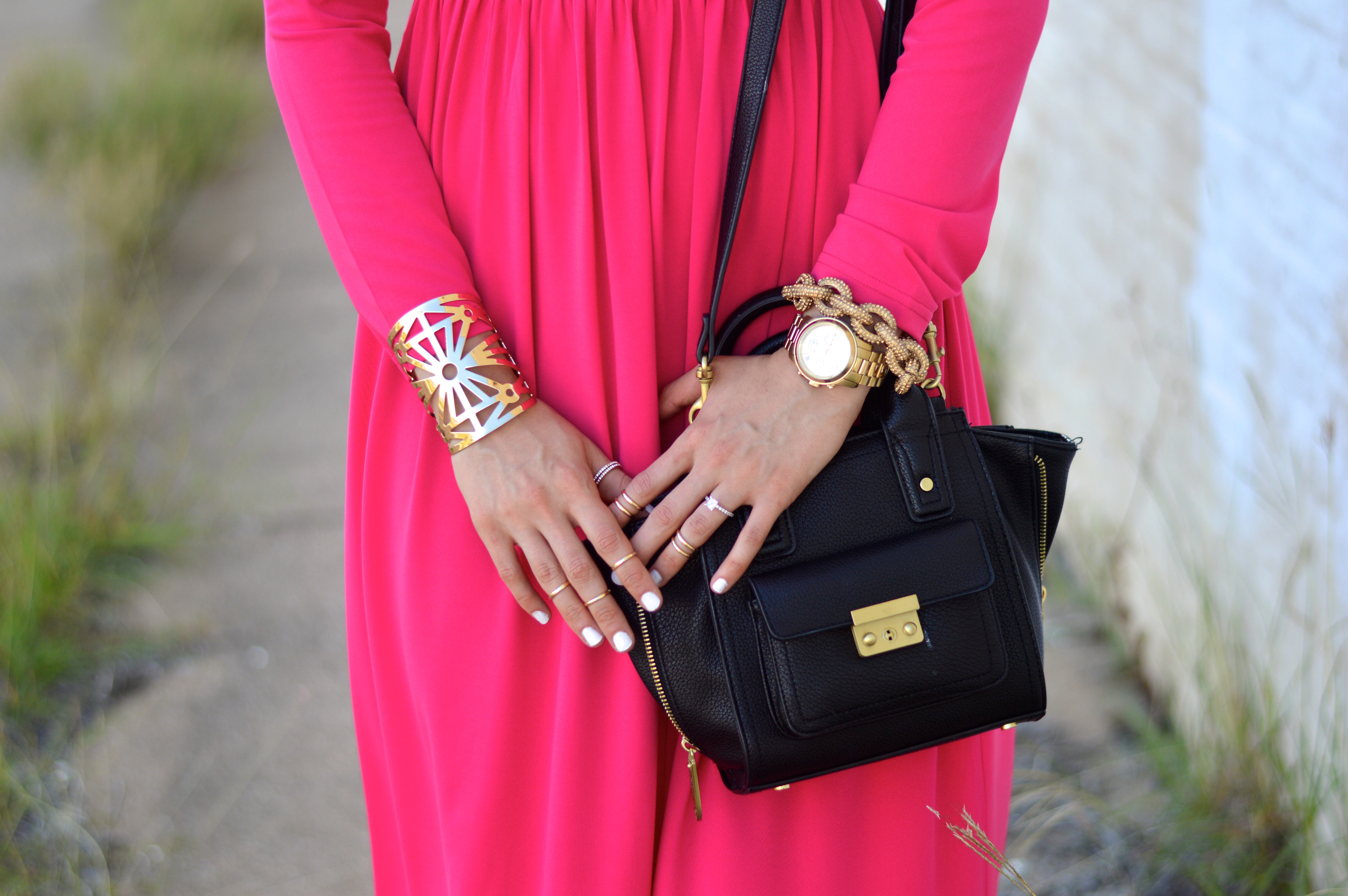 Candy Pink Black Ft Kabayare Fashion Withloveleena